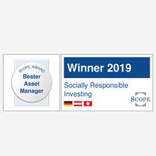 Siegel: Scope Award – Bester Asset-Manager